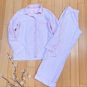 Victoria's Secret cotton matching pj pajama set XS